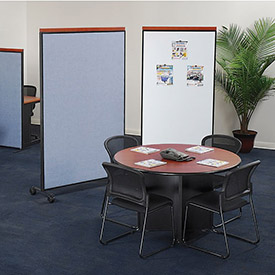 interion mobile partition room dividers - Portable Room Dividers