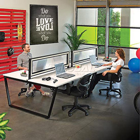 Interion® - Open Plan Workstations