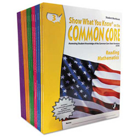 Common Core Books