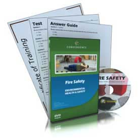 Convergence Training Safety Training DVDs