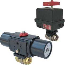 Gemini Valve® Stainless Steel Ball Valves