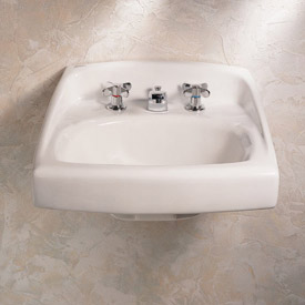 Wall Mounted Lavatory Sinks