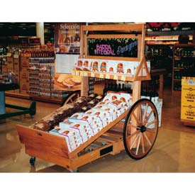 Produce Display Carts