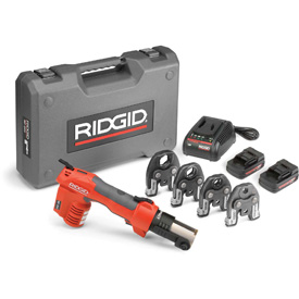 Ridgid RP 200 Battery Press Tool Kits