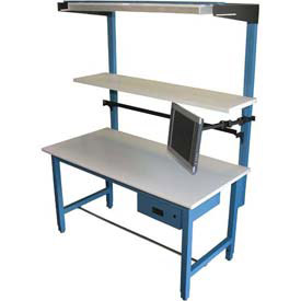 Adjustable Laboratory Work Benches