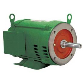 WEG Close-Coupled Pump Motors, Type JM, 10 HP and Up