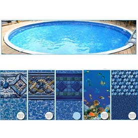 Above Ground Oval Pool Liners