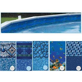 Above Ground Round Pool Liners