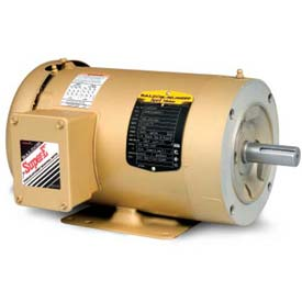 Baldor 3-Phase General Purpose Totally Enclosed Motors, Under 2HP