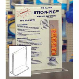 Clip Strip - Plastic Sign Holders