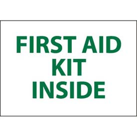 Emergency/First Aid Signs