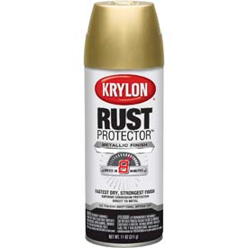 Krylon Rust Protector Metallic Paint