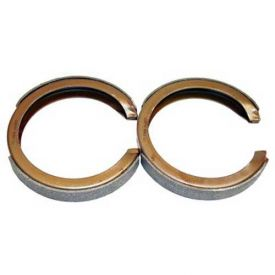 Beck/Arnley Parking Brake Shoes