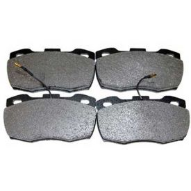 Beck/Arnley Semi-Metallic Brake Pads