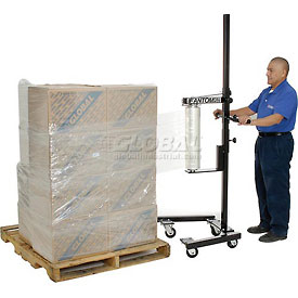 Mobile Stretch Wrap System