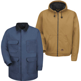 Red Kap® Blended Duck Coats & Jackets