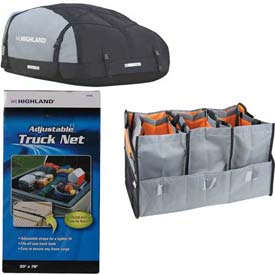 Highland® Vehicle Storage & Organizers