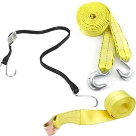 Highland® Tow Straps