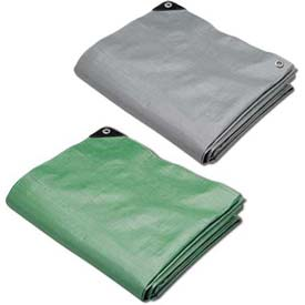Hygrade Super Heavy Duty Poly Tarps With Reinforced Corners