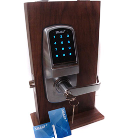 S. Parker Ludlow Series Digital Lockset