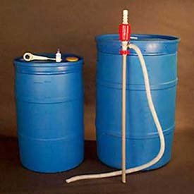 Mayday™ 55 Gallon Water Barrel & Pump Kit