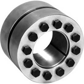 Climax Metal Rigid Couplings, C600-Series, Metric