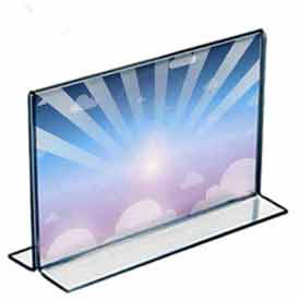 Azar Displays - Stand Up Acrylic Sign Holders