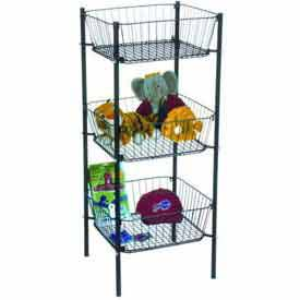 Wire Merchandising Bins