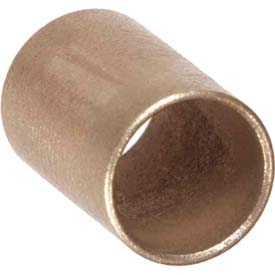 Oilube® Powdered Metal Bronze SAE841 Sleeve Bearings - INCH, Type SS, 1/8