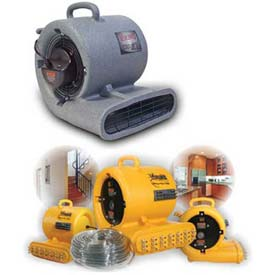 Viking Equipment Air Movers