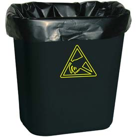 Dissipative Anti-Static & Conductive Trash Liners