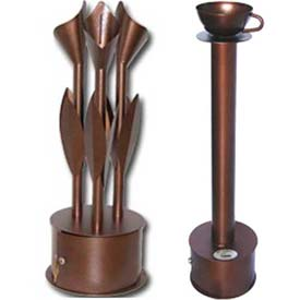 KL Designs Outdoor Cigarette Receptacles
