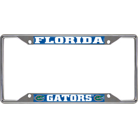 Fan Mats License Plate Frames