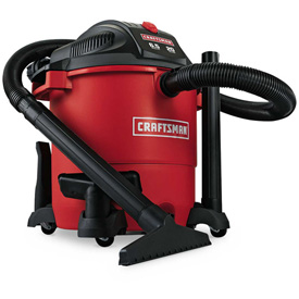 Craftsman® Industrial Wet Dry Vacuums
