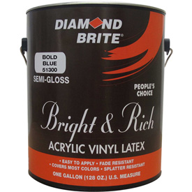 Diamond Brite Bright & Rich Latex Paints