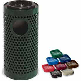 UltraPlay Perforated Ash Urn & Ash/Trash Receptacles