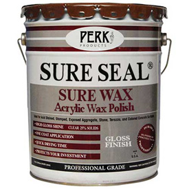 Sure Wax & Sure Seal Top Coats
