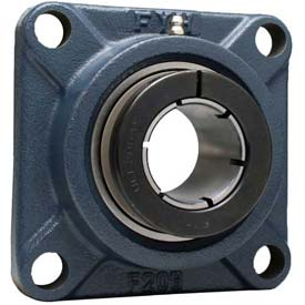 FYH Normal Duty Four-Bolt Flange Mounted Ball Bearings W/Concentric Collars