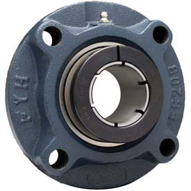 FYH Normal Duty Piloted-Flange Units W/Concentric Collars