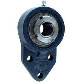 FYH Normal Duty Three-Bolt Flange Mounted Ball Bearing W/Adapter Sleeves