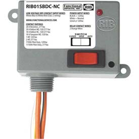 RIB® Dry Contact Input Relays