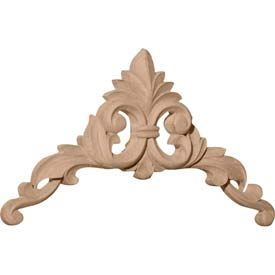 Ekena Rosettes - Maple & Rubberwood