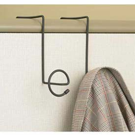 Partition Panel Garment Hooks