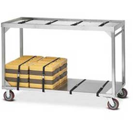 Stacking Carts For Insulated Tray Systems
