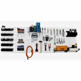 Wall Control- Pegboard Workbench Kit