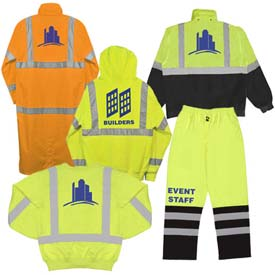 Hi-Visibility Outerwear