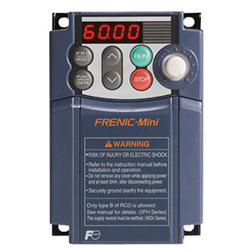 Fuji Frenic Mini and Multi Inverters