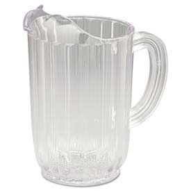 Rubbermaid® Commercial Bouncer® Plastic Pitcher
