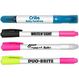 Promotional Double-Ended Highlighters