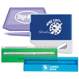 Promotional Rulers/Letter Openers